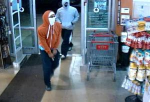Attempted robbery suspects