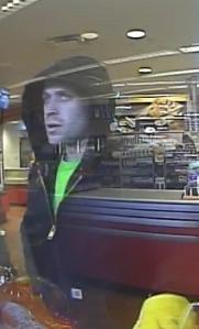 Rls 15-0862 Suspect left