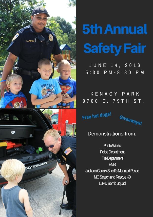 2016 Safety Fair